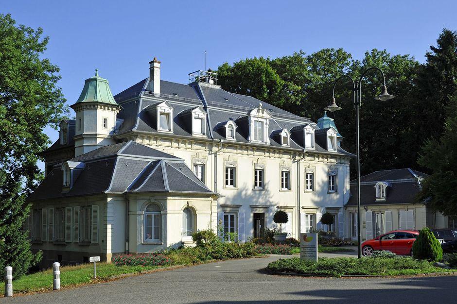 Photo Hasenrain Chateau, Brunstatt bas Rebberg